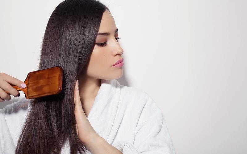 cách làm tóc nhanh dài trong một tuần